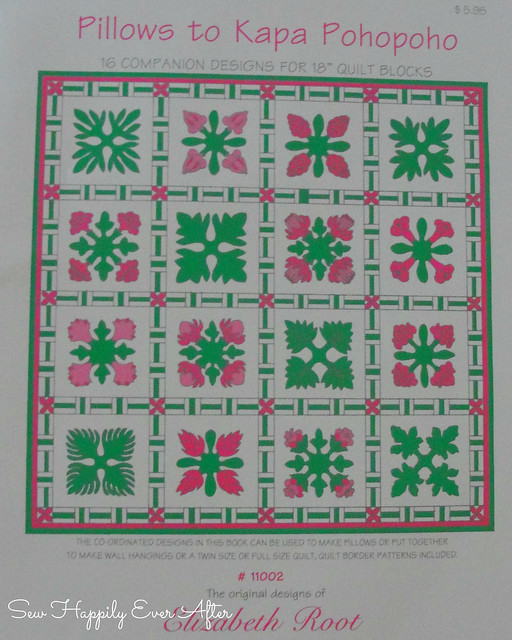 Hawaiian Quilting Book