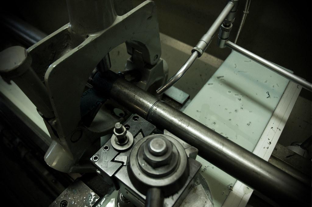 Replacement Letterpress Shaft | Independent Machine Works