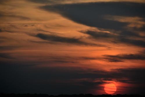 Bronx Sunset - June 22, 2013