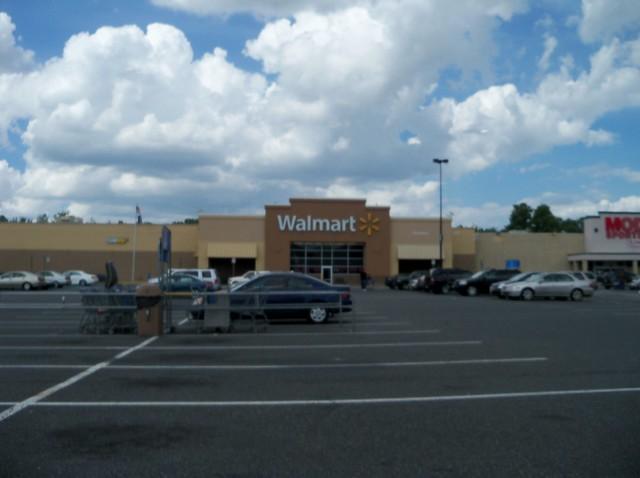 Walmart rt nj