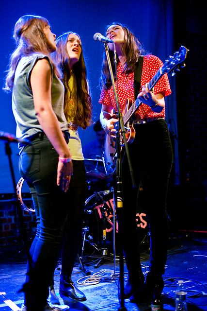 The Staves (Emily, Camilla & Jessica Camilla Staveley-Taylor)