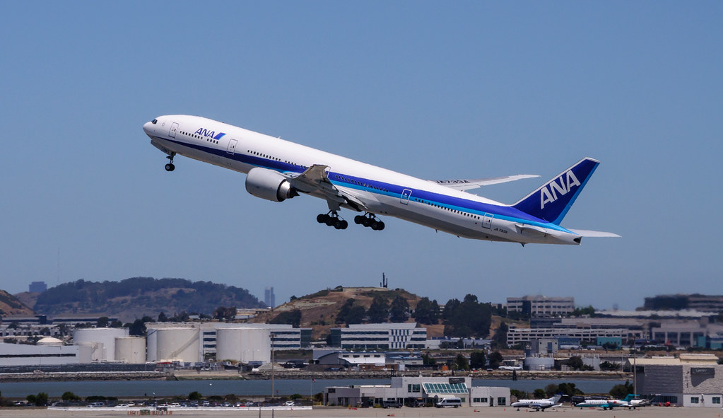 All Nippon Airways - JA733A