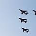 French Air Force - Armee De L'air- Patrouille De France, Salon De Provence by Dan - DB Photography