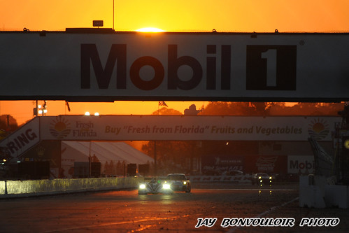 sunset florida hours 12 sebring alms imsa americanlemans 2013
