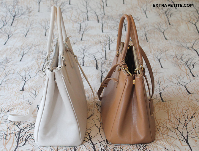 shoulder bag prada - Extra Petite | Petite Fashion, Style Tips and DIY