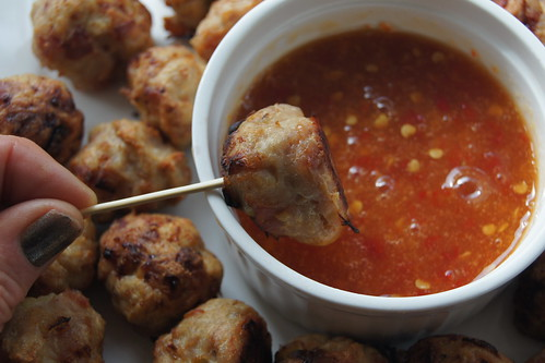 Gluten Free Meatballs DSC02299