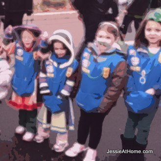 St-Paddys-parade