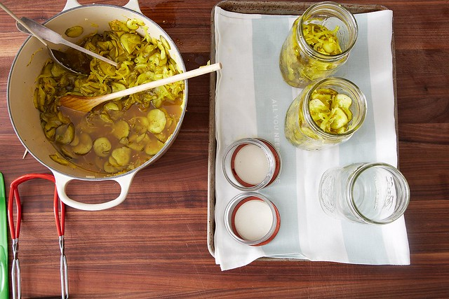 Filling Jars from Food52