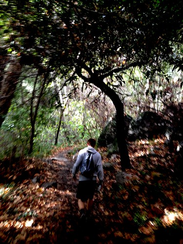 Holy Jim Trail.
