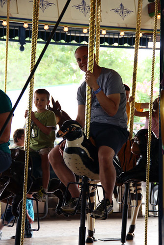 Brian-and-Nat-on-carousel