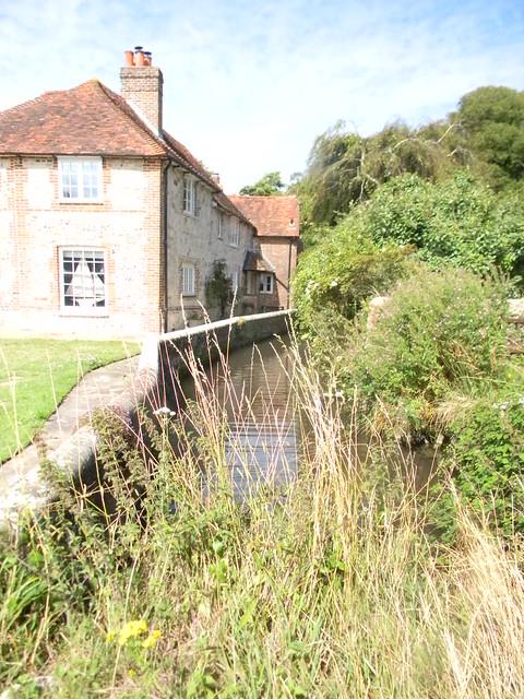 Mill stream, Bosham