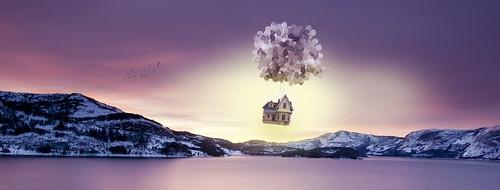 Casa volante