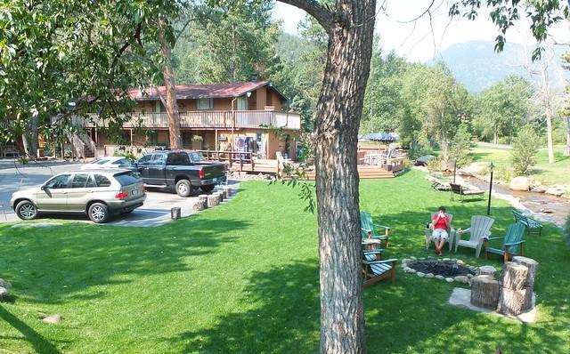 Four Seasons Inn, Estes Park