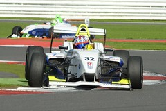 BRDC F4 Championship & suppoerts-Silverstone GP 2013.