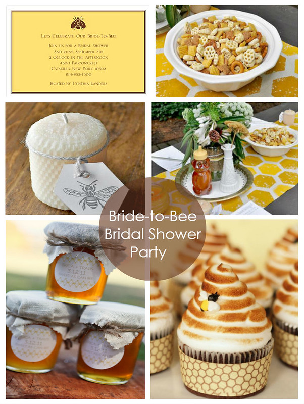 bride-to-bee-bridal-shower-party