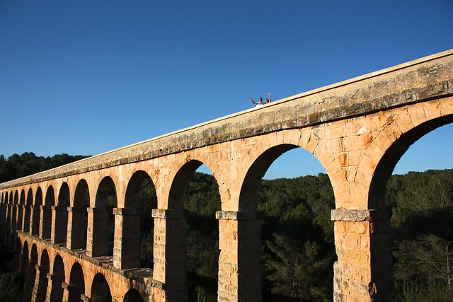Pont de les Ferreres/Pont del diable
