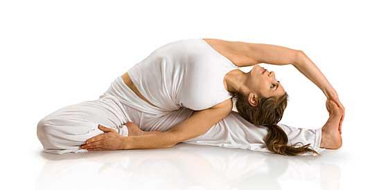 йога увеличение груди
