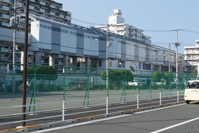 Oshiage Line Southbound