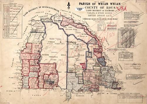 Parish of Whian Whian 1922