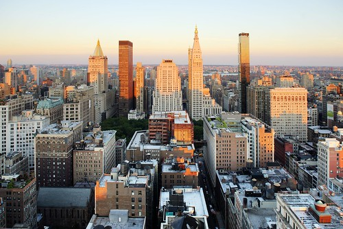 Flatiron District and Madison Square Park