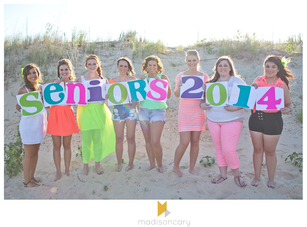 2014 senior model shoot neon summer madisoncary photography