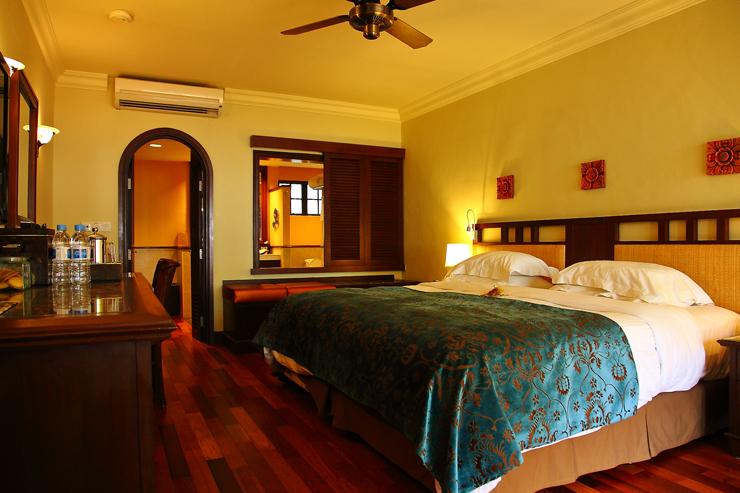 Casa del Mar Hotel-Room