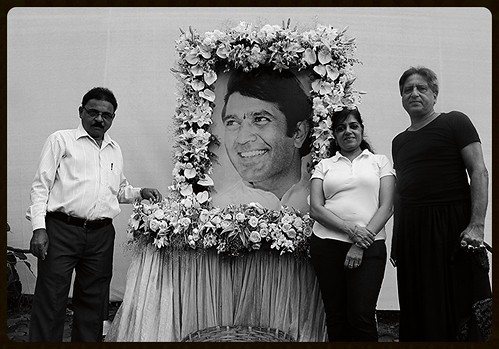 Marziya Shakir 4 Year Old Shoots ,,Mr Rajesh Khanna One Last Time by firoze shakir photographerno1
