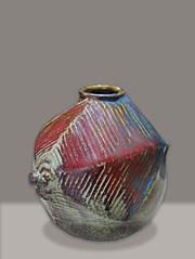 Vase art nouveau (Musée de l'île-de-France)