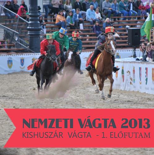 Kishuszár Vágta - 2013futam