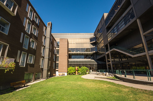 University of Winnipeg—Courtyard
