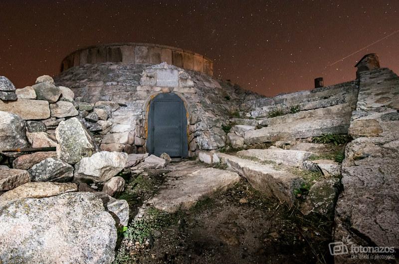 Fotos nocturnas en Cabeza Líjar