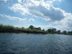 日, 2013-09-08 14:17 - Island Parkで足漕ぎカヤック初体験