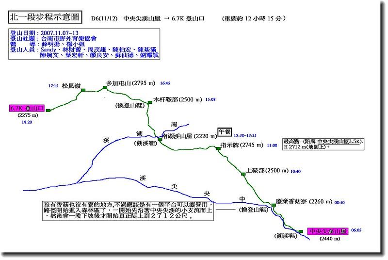 北一段步程示意圖(6)