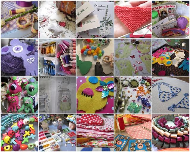365 Craft Proyect II: Día 137 al 179