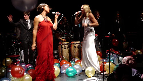 Get Happy !! , China Forbes , Storm Large...Pink Martini...