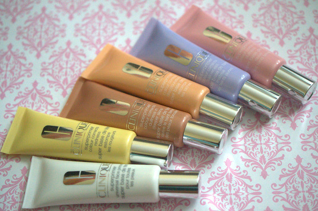 Clinique Superprimer Face Primers