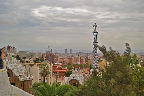 Park Güell (Barcelona) by palaabrasusadas...