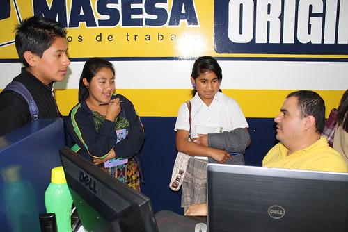 Visit to Masesa