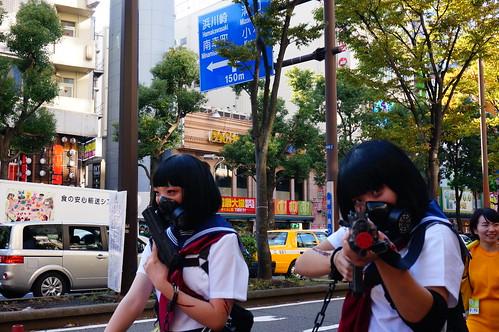 Kawasaki Halloween Parade 2013 39