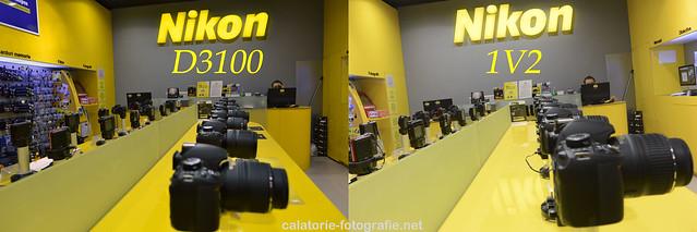 Cât contează mărimea senzorului, la aceeași rezoluție. Nikon D3100 vs Nikon 1 V2 în test comparativ 10667930615_bff848e8c0_z