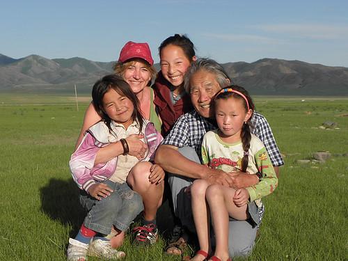 Alena Oberfalzerová: Mongolskem na koni i ve furgonu