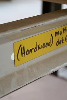 piet hein eek - hardwood