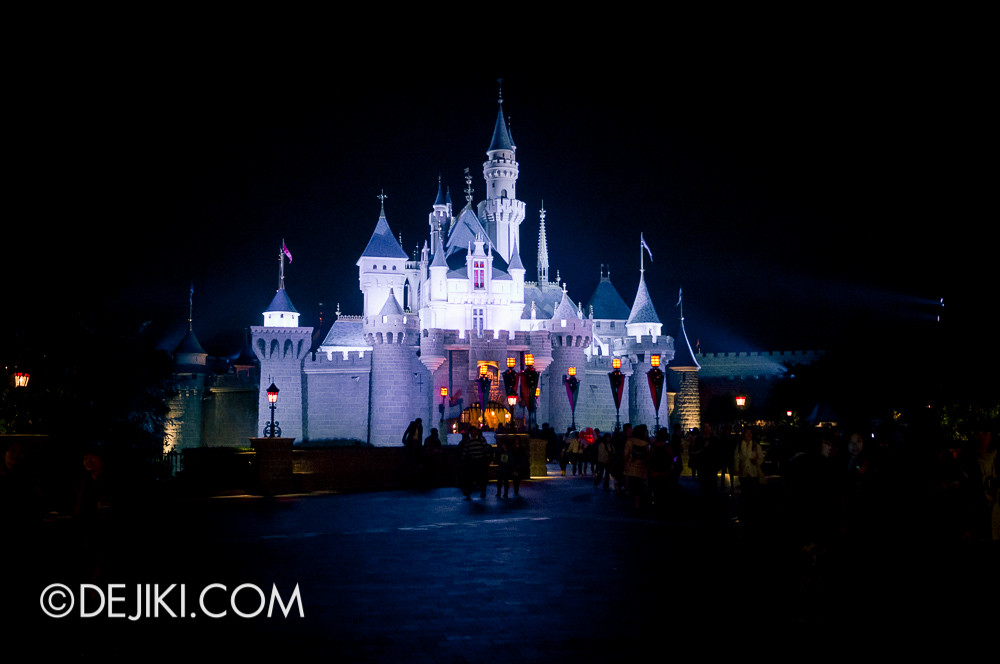 Prelude to a Sparkling Christmas at HKDL