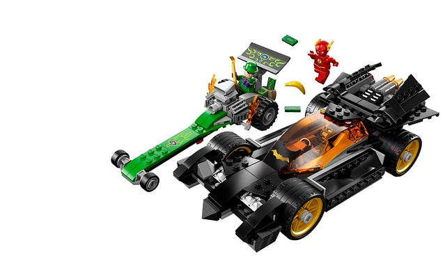 LEGO DC Comics Super Heroes 76012 - Batman: The Riddler Chase