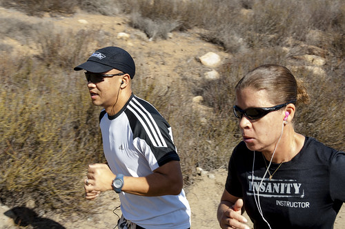 Determination to the end at Old West Race in Temecula, by Crispin Courtenay, via Flickr