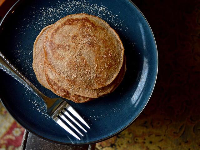 Pancake al Cioccolato - Ricetta