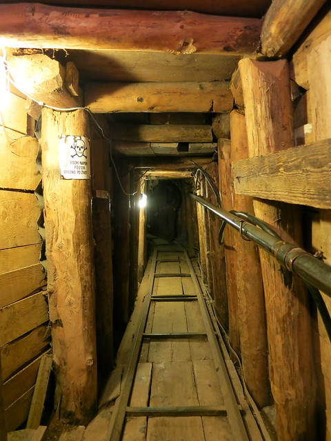 Inside the Sarajevo Tunnel