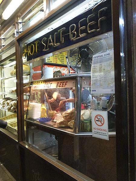 vitrine salt beef