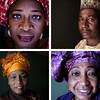 From shadow into light: portraits of leaders against violence