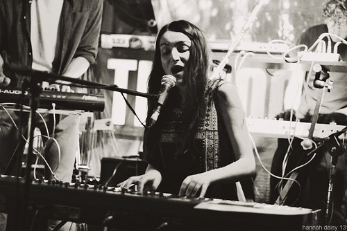 Joanna Glaza @ The Social, 23/9/13